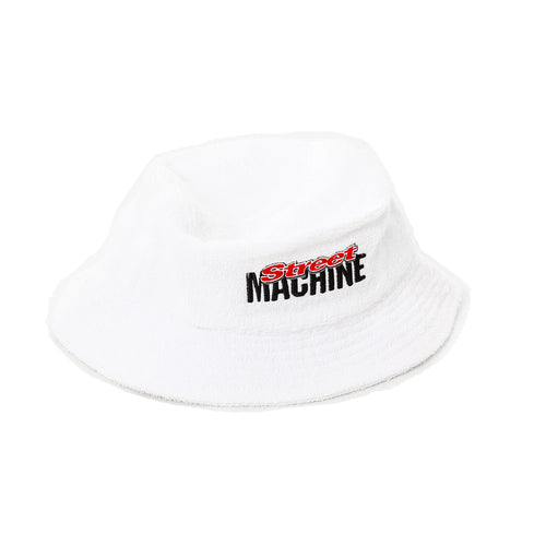 Street Machine terry towelling bucket hat