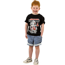 Street Machine Black Kids 'Small- Fry' t-shirt