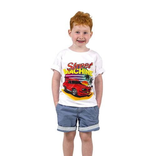 Kids Panel Van t-shirt