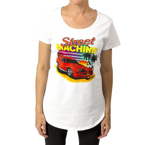 Women's Panel Van t-shirt