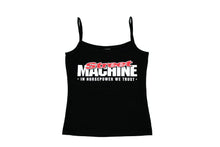 Street Machine Ladies Singlet Flat