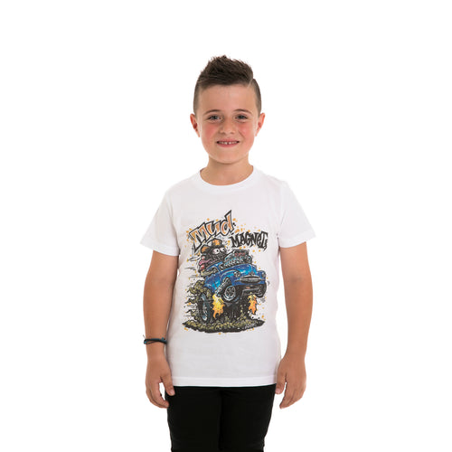 Kid's Mud Magnet t-shirt image 1