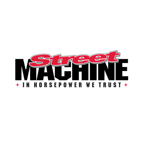 Street Machine Toolbox Sticker