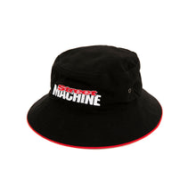 Street Machine Red Trim Bucket Hat