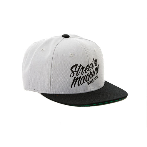 Grey Street Machine Snap Back Cap
