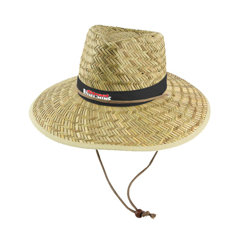 Street Machine Straw Hat
