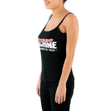 Street Machine Ladies Singlet Side
