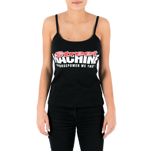 Street Machine Ladies Singlet