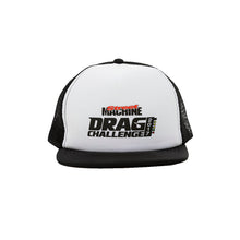 Street Machine 2017 Drag Challenge Trucker Cap Front View