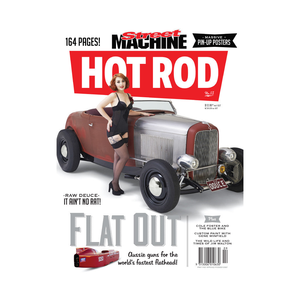 Street Machine Hot Rod Magazine #13