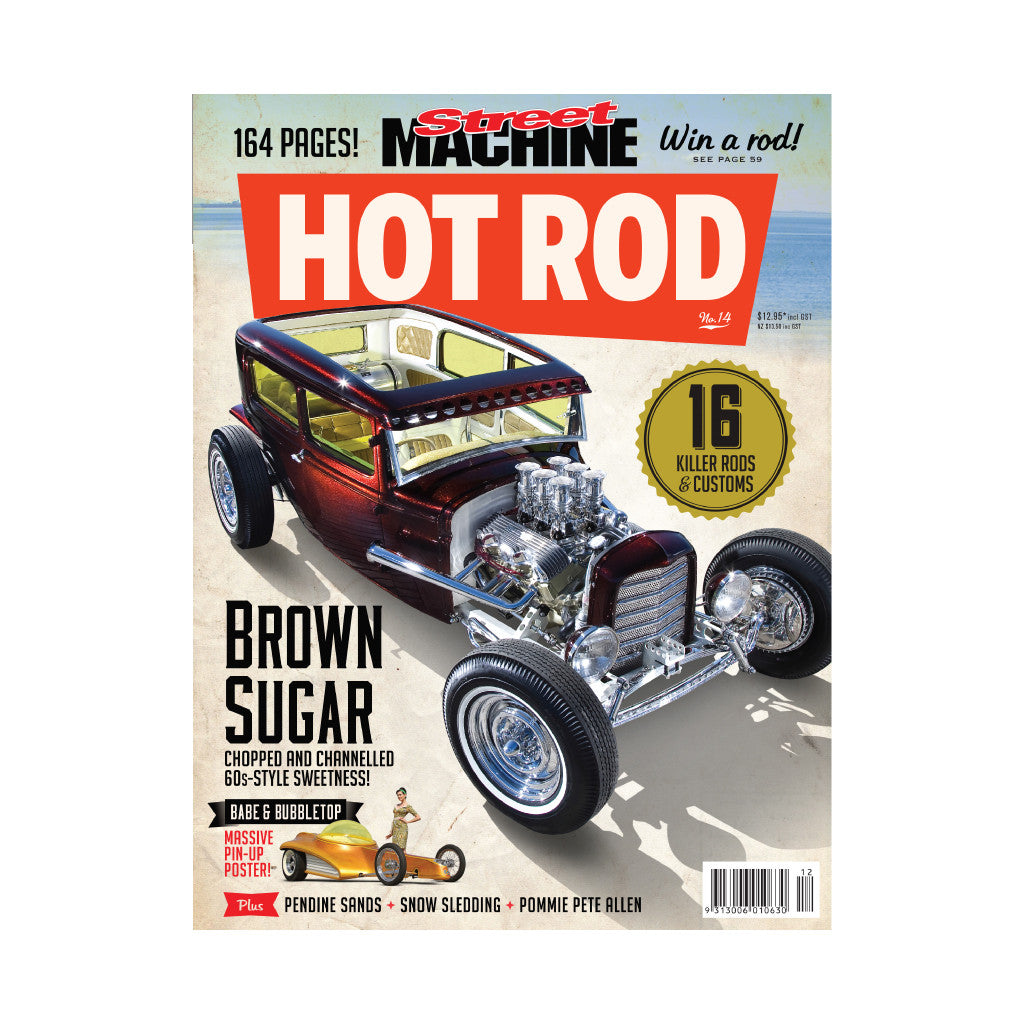 Street Machine Hot Rod Magazine #14