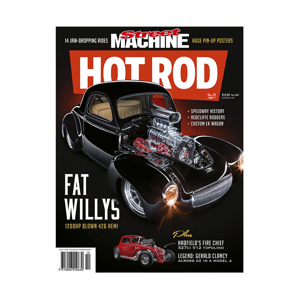 Street Machine Hot Rod Magazine #18