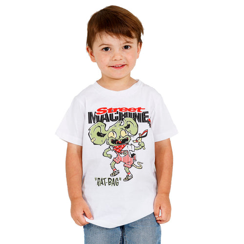 Kids Rat-Bag t-shirt front