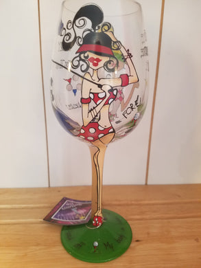 Fore Wine Glass
