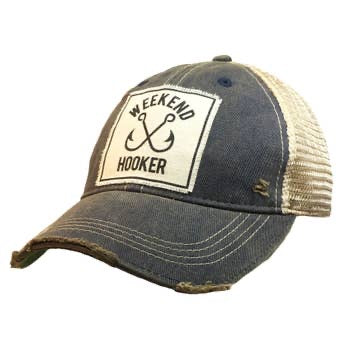 Weekend Hooker Cap