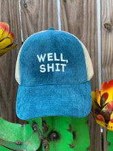 Well Sh*t Corduroy Hat