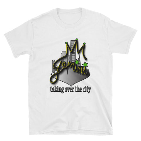GEMINI CITY Short-Sleeve Unisex T-Shirt