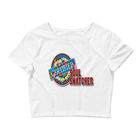 SOUL SNATCHER Women's Crop Tee