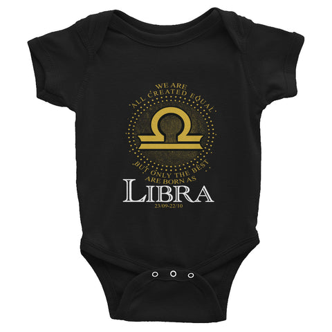 LIBRA- ONLY THE BEST Infant Bodysuit