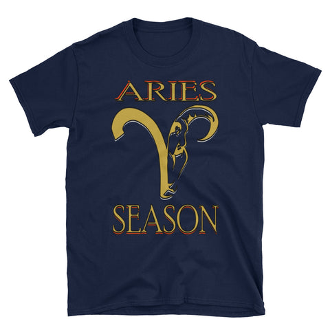 ARIES SEASON Short-Sleeve Unisex T-Shirt