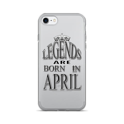 APRIL-LEGENDS-iPhone 7/7 Plus Case
