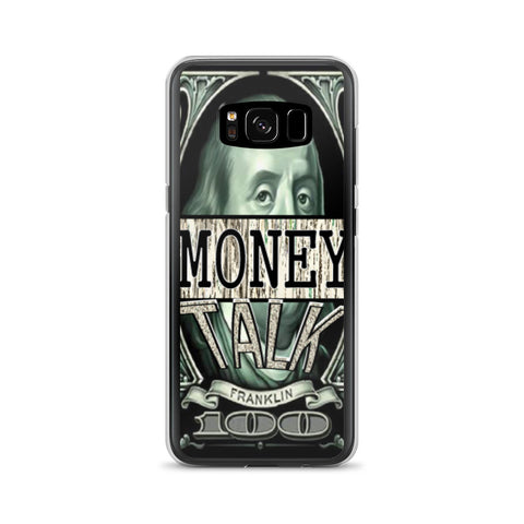 MONEY TALK Samsung Case