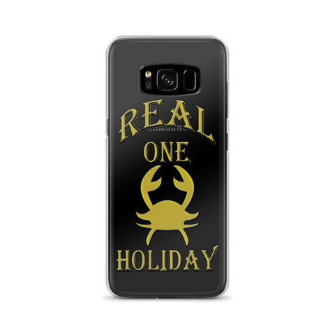 CANCER REAL ONE HOLIDAY Samsung Case