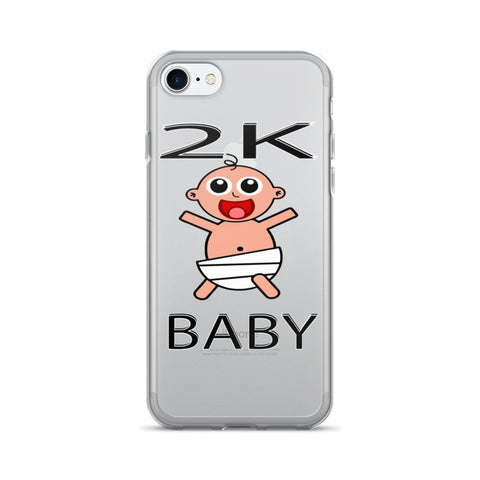 2K-BABY-iPhone 7/7 Plus Case