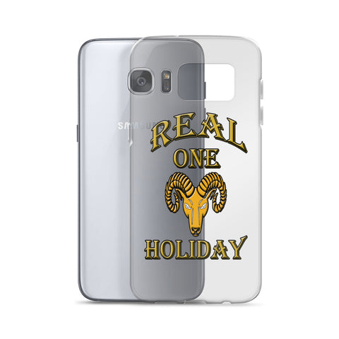 ARIES REAL ONE HOIDAY Samsung Case