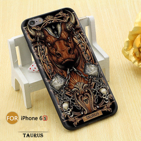 Zodiac  iPhone Back Cover Case for iphone 6 6S Plus 5 and iphone 7