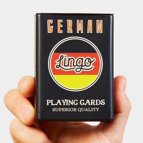 Playing Cards, German