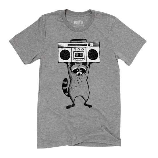 In Your Eyes Raccoon (Unisex)