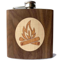 Campfire Flask