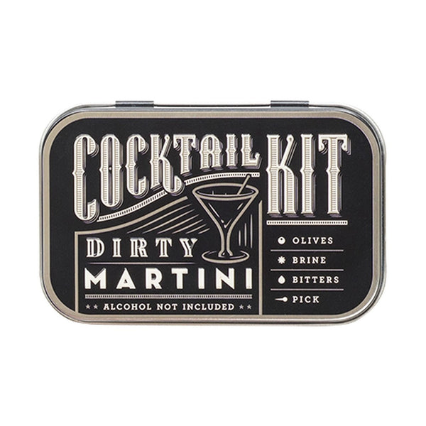 Cocktail Kit - Dirty Martini