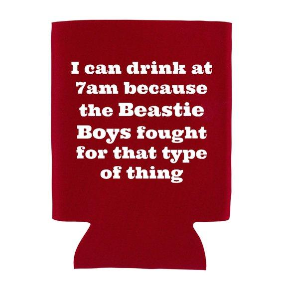 Beastie Boys Fought For That - Koozie