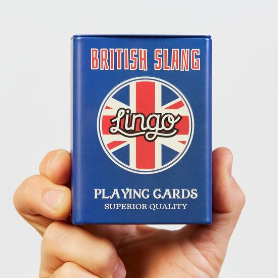 Playing Cards, British Slang