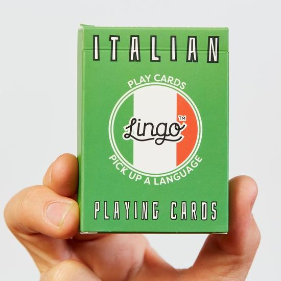 Playing Cards, Italian