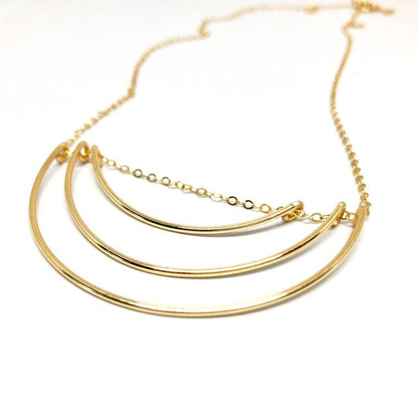 Arches Necklace