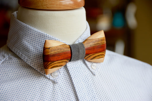 Africana wooden bow tie crooked branch studio previous slide ccuart Images