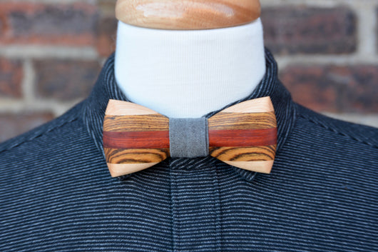 Africana wooden bow tie crooked branch studio next slide ccuart Images