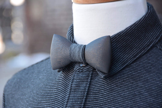 The executive wooden bow tie crooked branch studio the executive ccuart Images