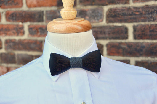 The executive wooden bow tie crooked branch studio next slide ccuart Images
