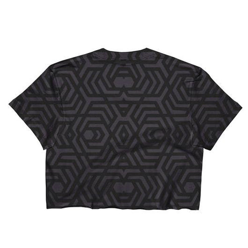 Arabesque Women's Crop Top - Awaken to the One