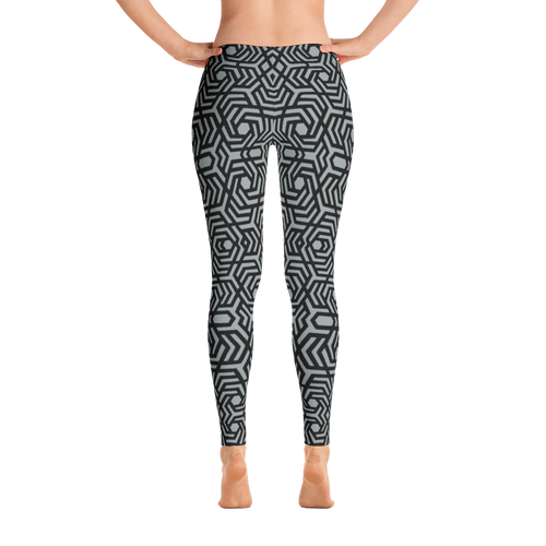 Arabesque Leggings - Cut & Sewn - Awaken to the One
