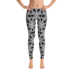 Islametry Leggings - Cut & Sewn - Awaken to the One
