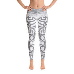 Enki & Inanna Leggings - Cut & Sewn - Awaken to the One