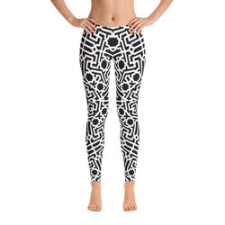 Anu & Ishtar Leggings - Cut & Sewn - Awaken to the One