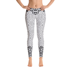 Anu & Ishtar Leggings V.2 - Cut & Sewn - Awaken to the One