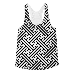 Sayagata Women's Racerback Tank - Awaken to the One
