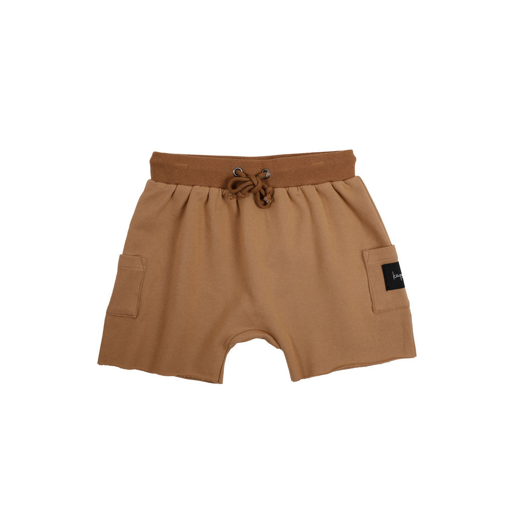 Essentials Tan Shorts